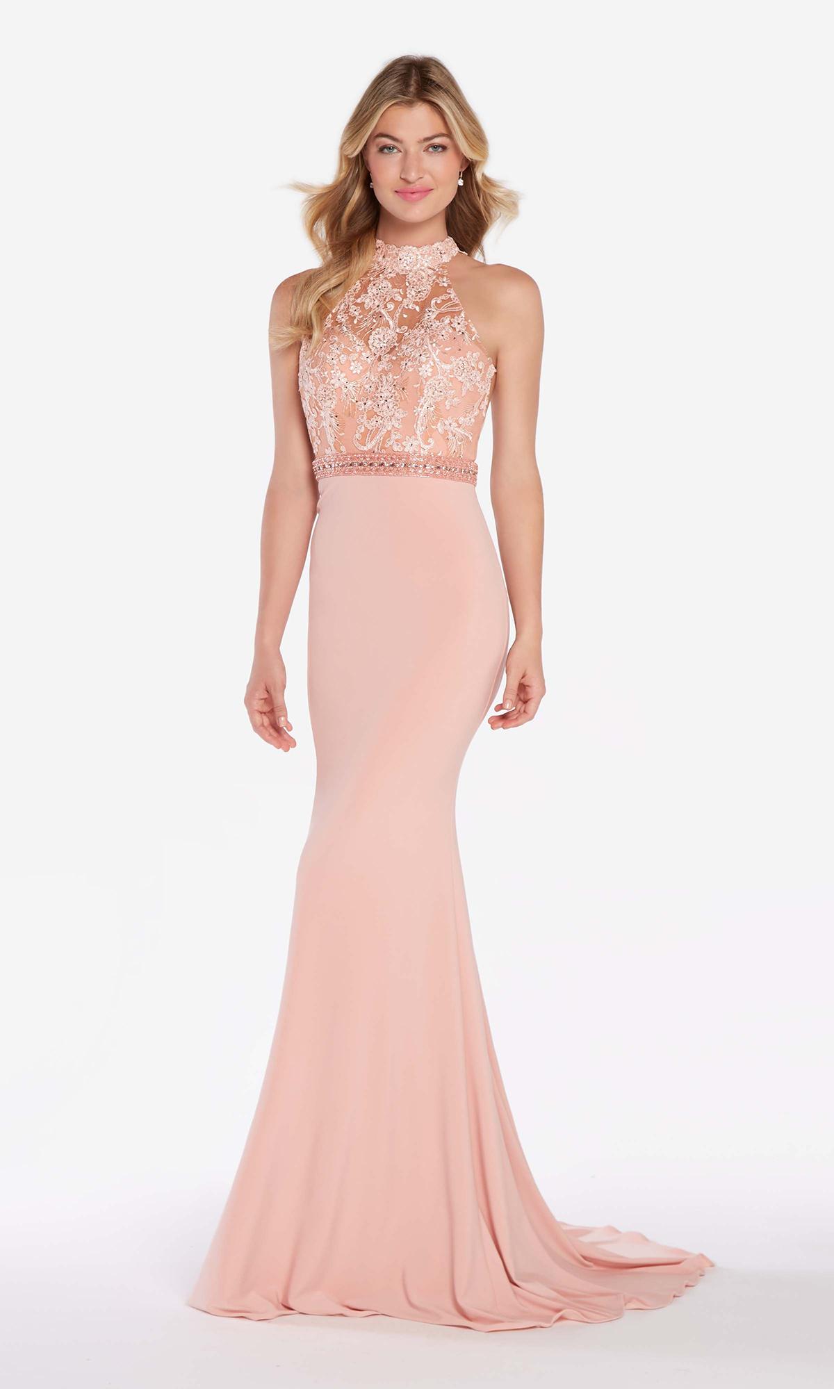 Two Piece Jersey Dress